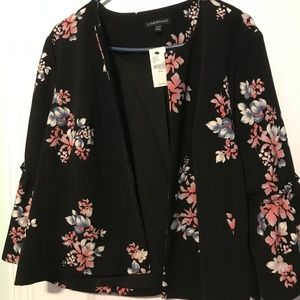 New With Tags Size 16-18 Lane Bryant  Jacket
